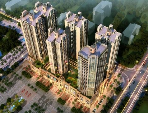 万锦·中央城