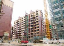 占据桂平优质地段,城南品质红盘——圣世阳光4月工程进度播报